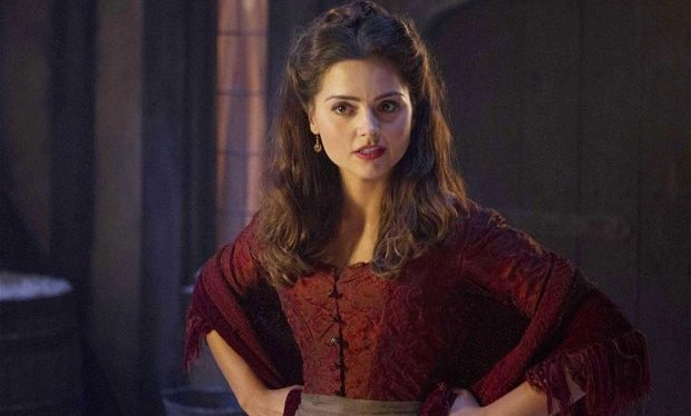 Neil_Gaiman_on_re_writing_Doctor_Who__Clara_was_originally_going_to_stay_as_a_Victorian_governess