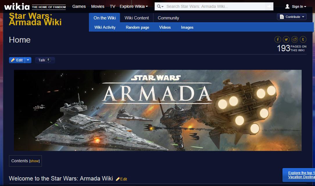 armada wiki
