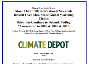 climatedepot1000scientists