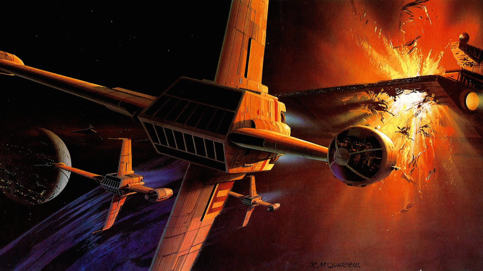The Daily Philistine – January 1st – Ralph McQuarrie and Everything Everything