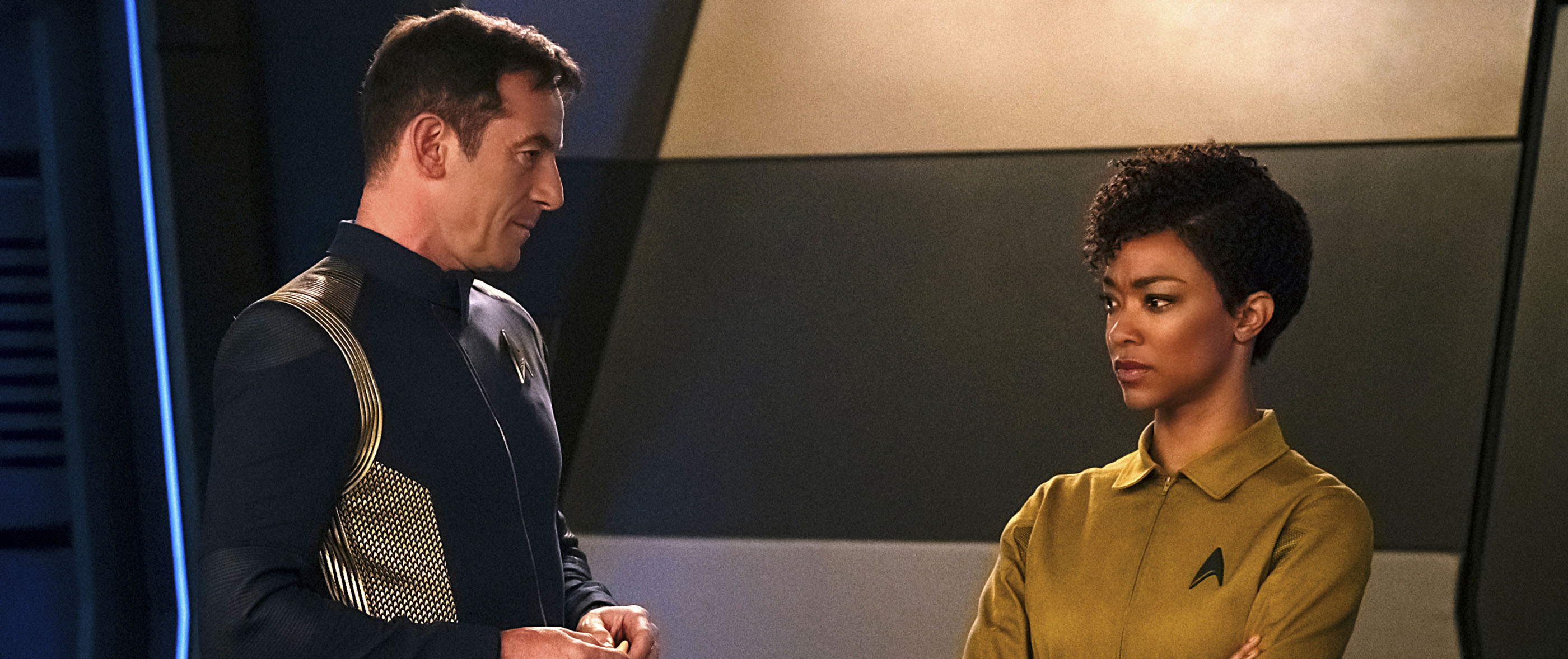 Star Trek: Discovery's Third Episode Draws Its Inspiration From Everywhere Except Star Trek