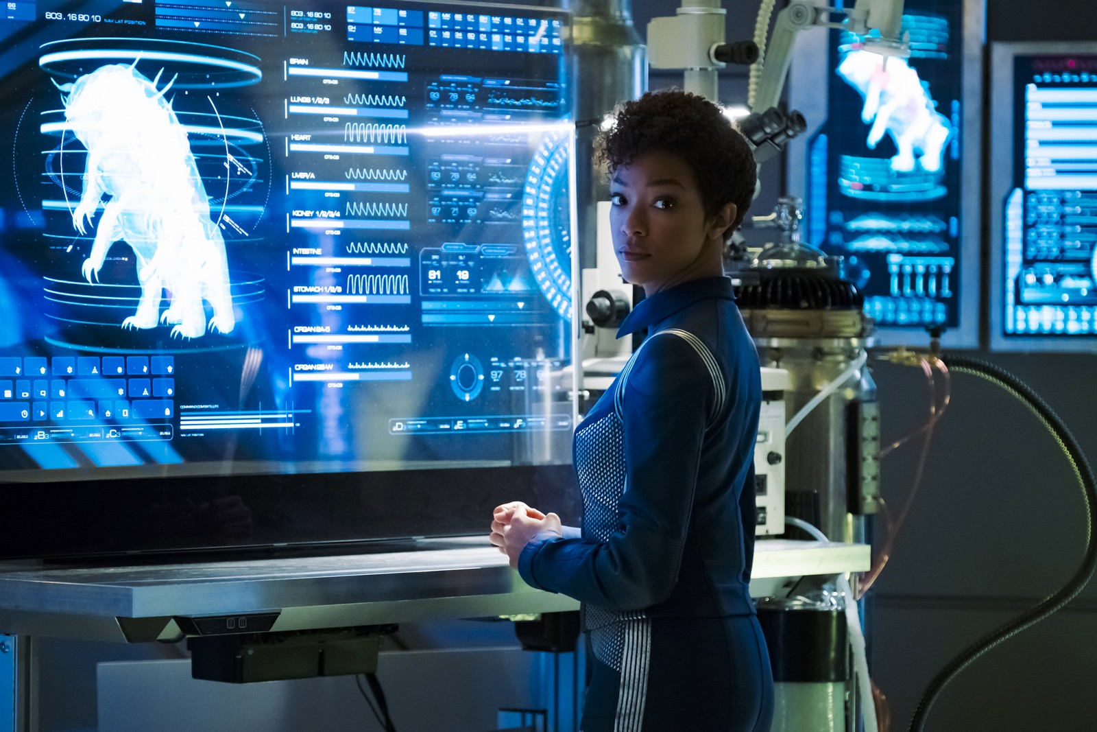 The Secret, Genius Origin of 'Star Trek: Discovery'
