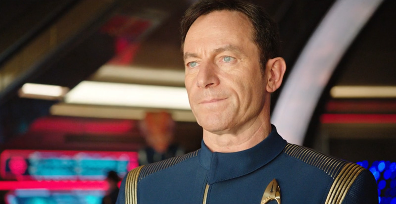 A Win For Diversity: 'Star Trek: Discovery' Brings Us Trek's First Passive-Aggressive Bully of a Captain