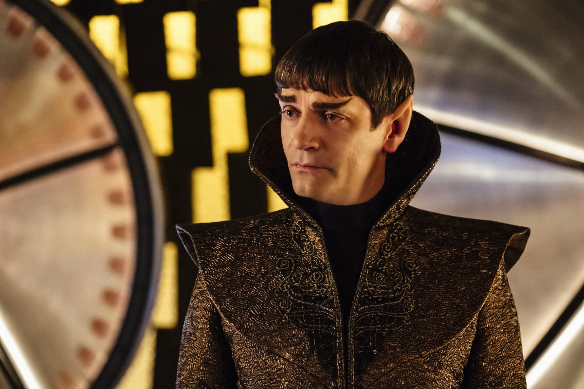 'Star Trek: Discovery' Aspires to Mediocrity With 'Lethe', Still Manages to Be Stupid