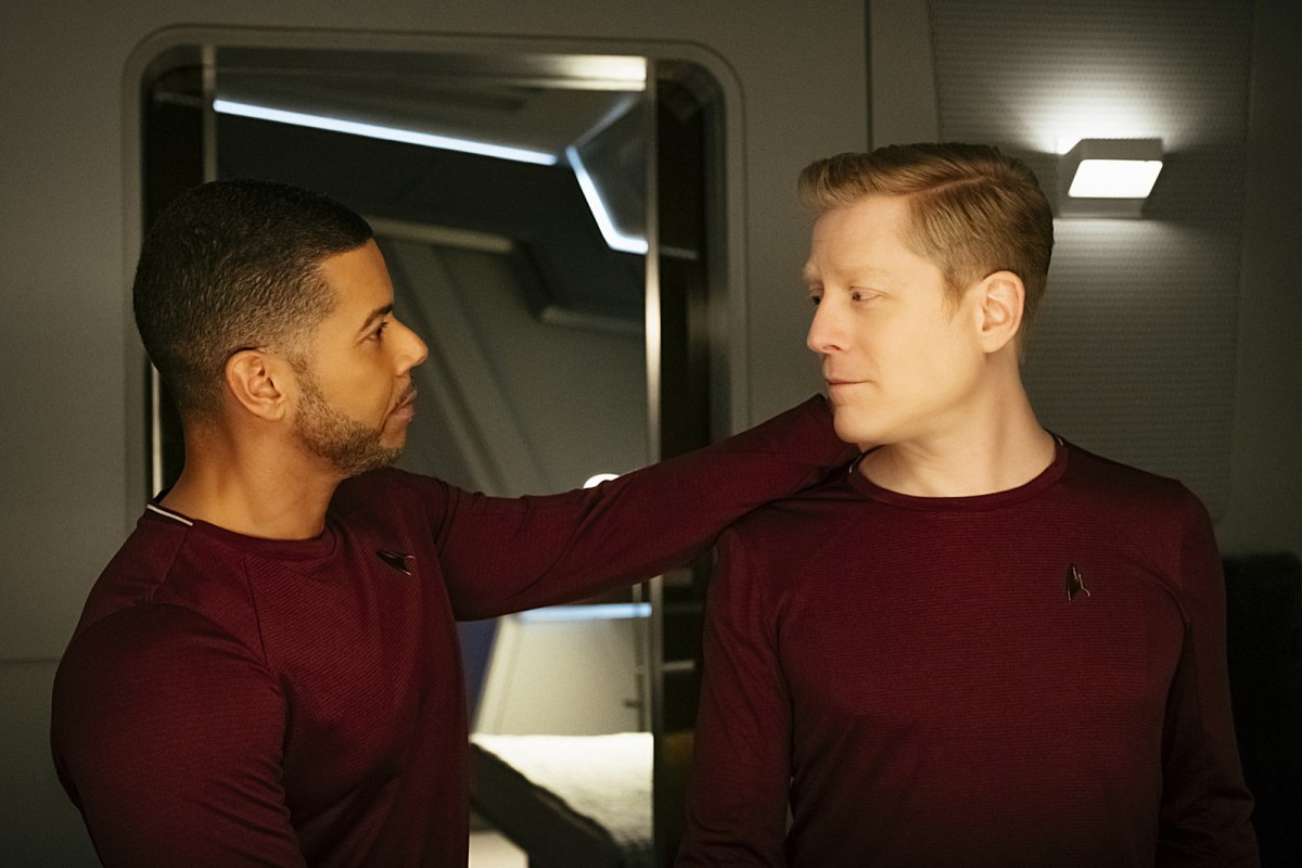 'Star Trek: Discovery' is a Show About People in Rooms, Talking