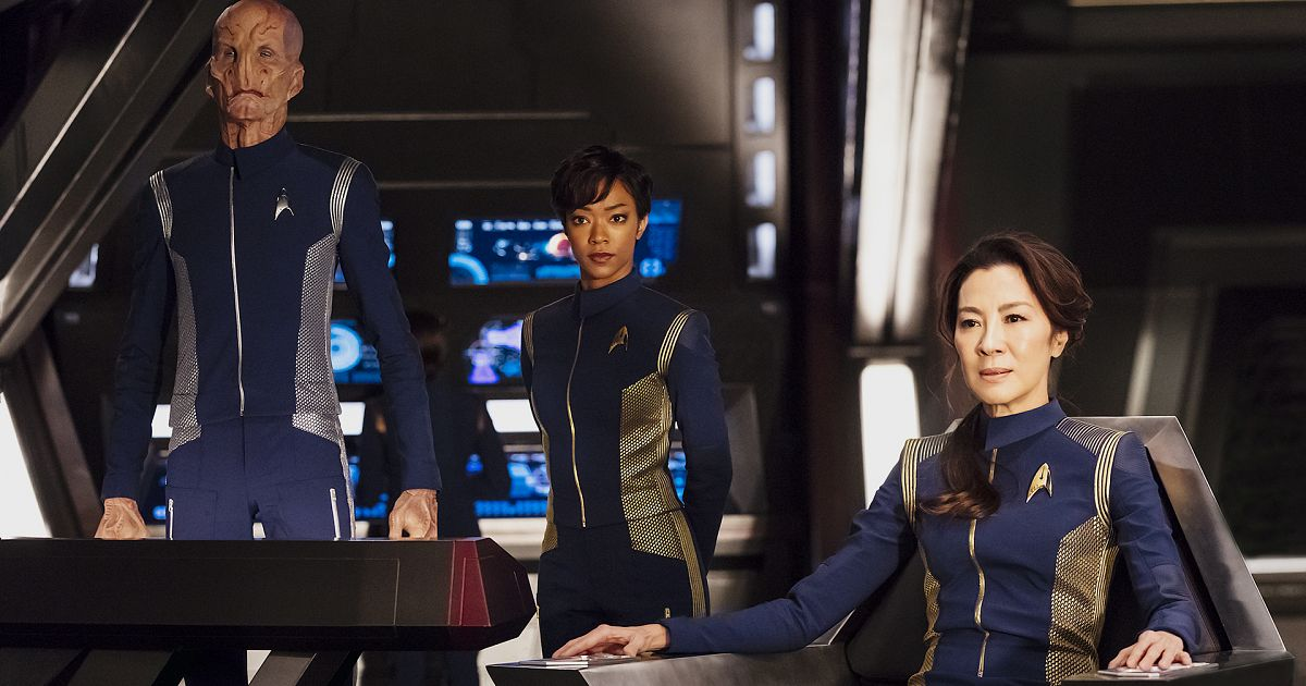 'Star Trek: Discovery' Needs To Sort Its Shit Out