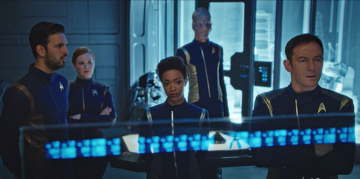 Star Trek: Discovery' Has Mental Health Problems, and That Isn't A