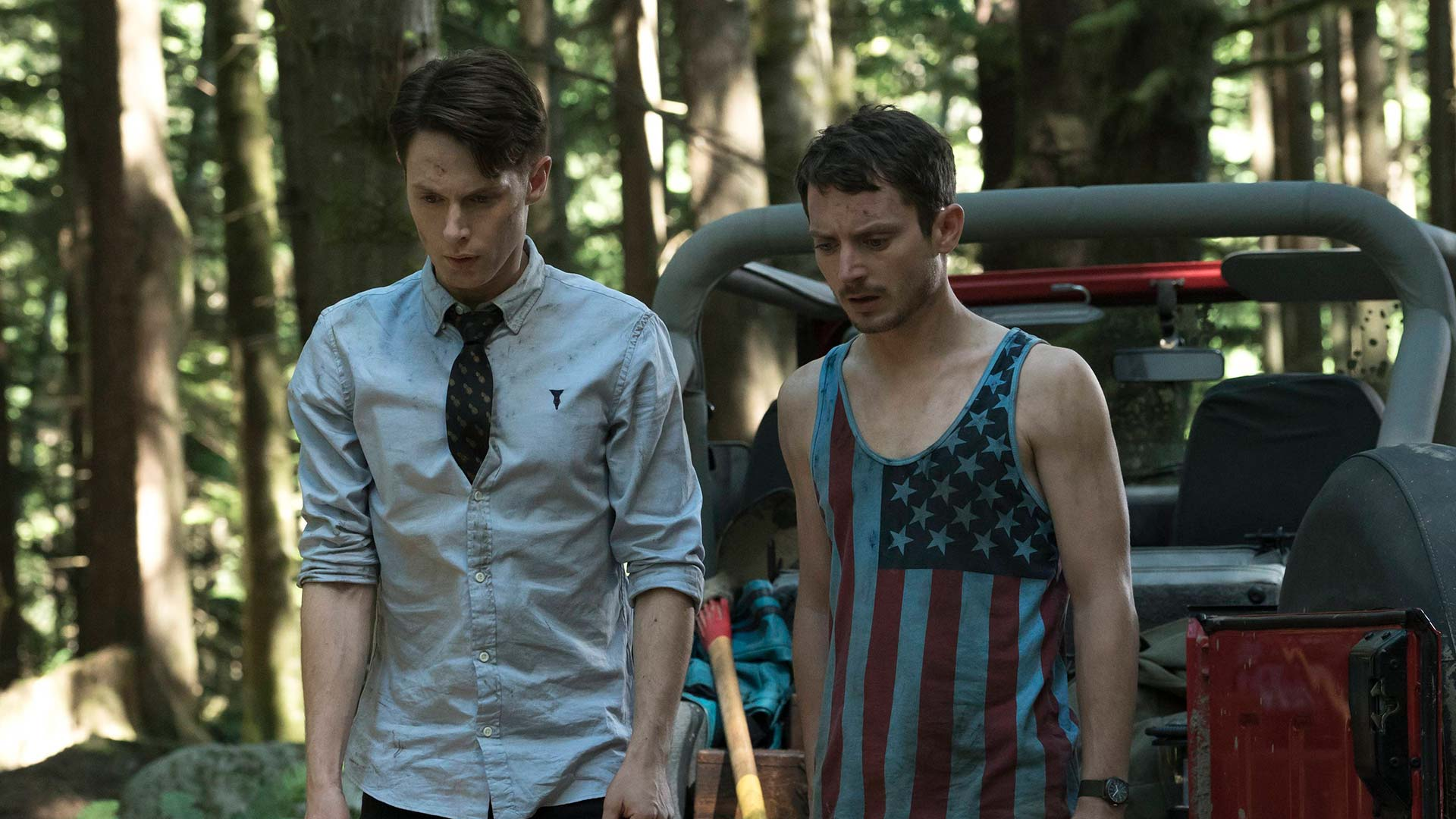 Partial Recommendation: 'Dirk Gently's Holistic Detective Agency'