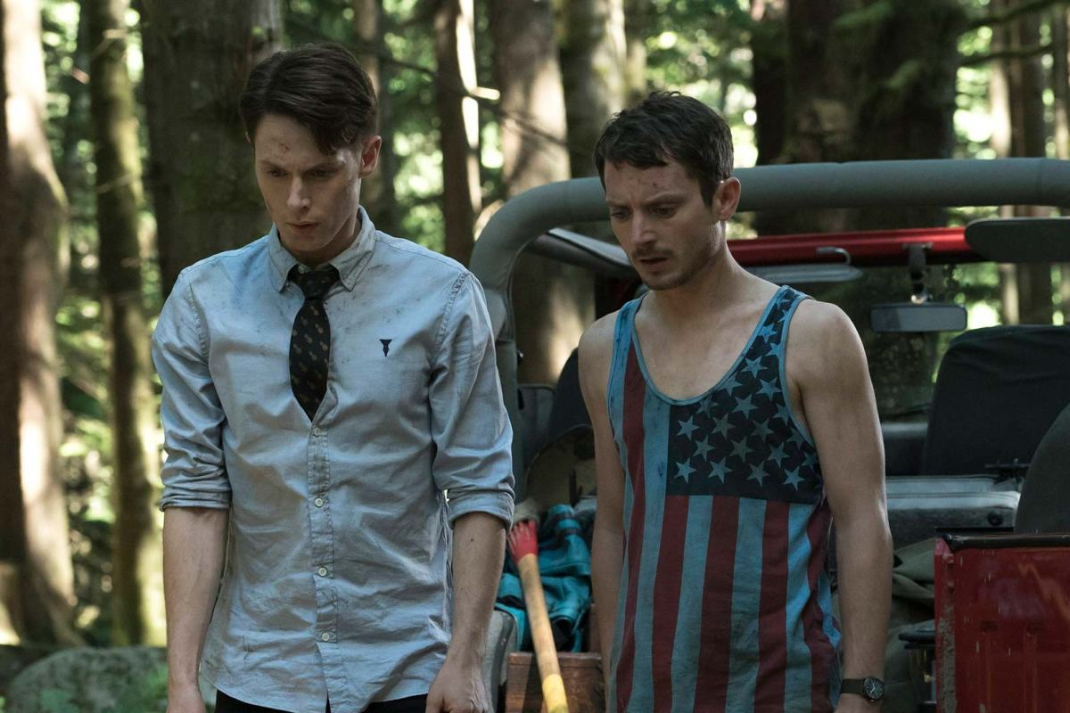 Partial Recommendation: 'Dirk Gently's Holistic Detective Agency