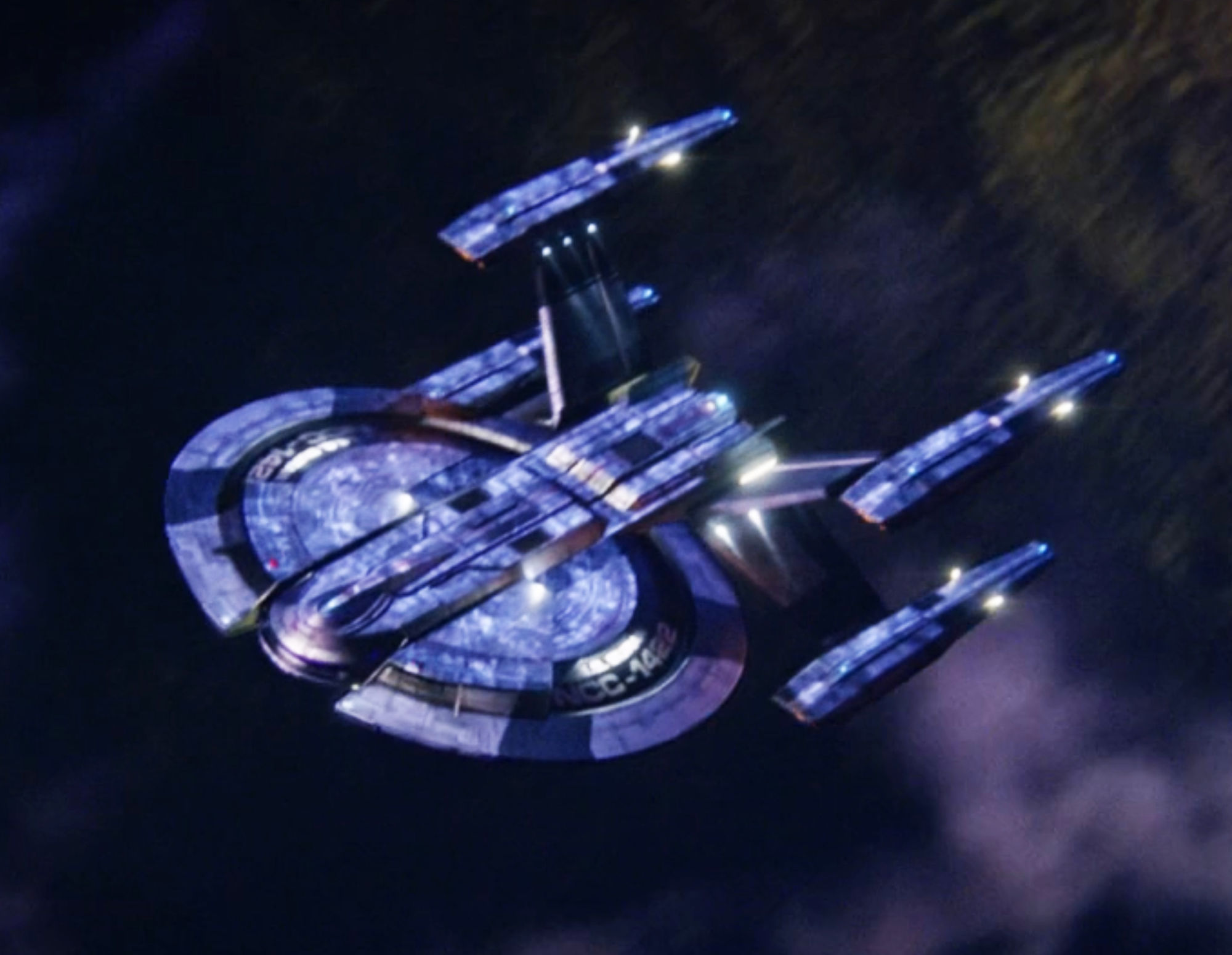 'Star Trek: Re/Discovery' – Battle at the Binary Stars Part 4