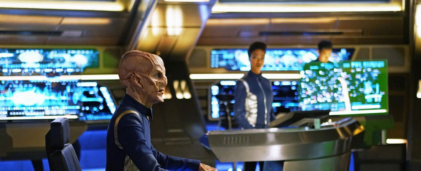 'Star Trek: Discovery: The War Without, The War Within' Has Worse Sci-Fi Credentials Than Star Wars