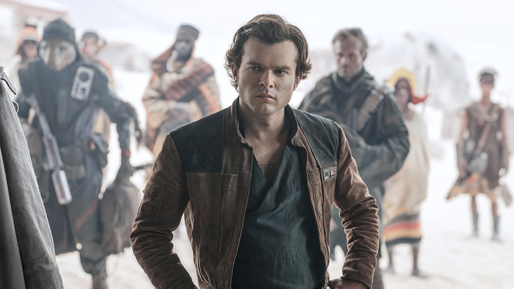 Bad News for Star Wars Fans: 'Solo' is the Worst Star Wars Film When Ranked In Order of Release
