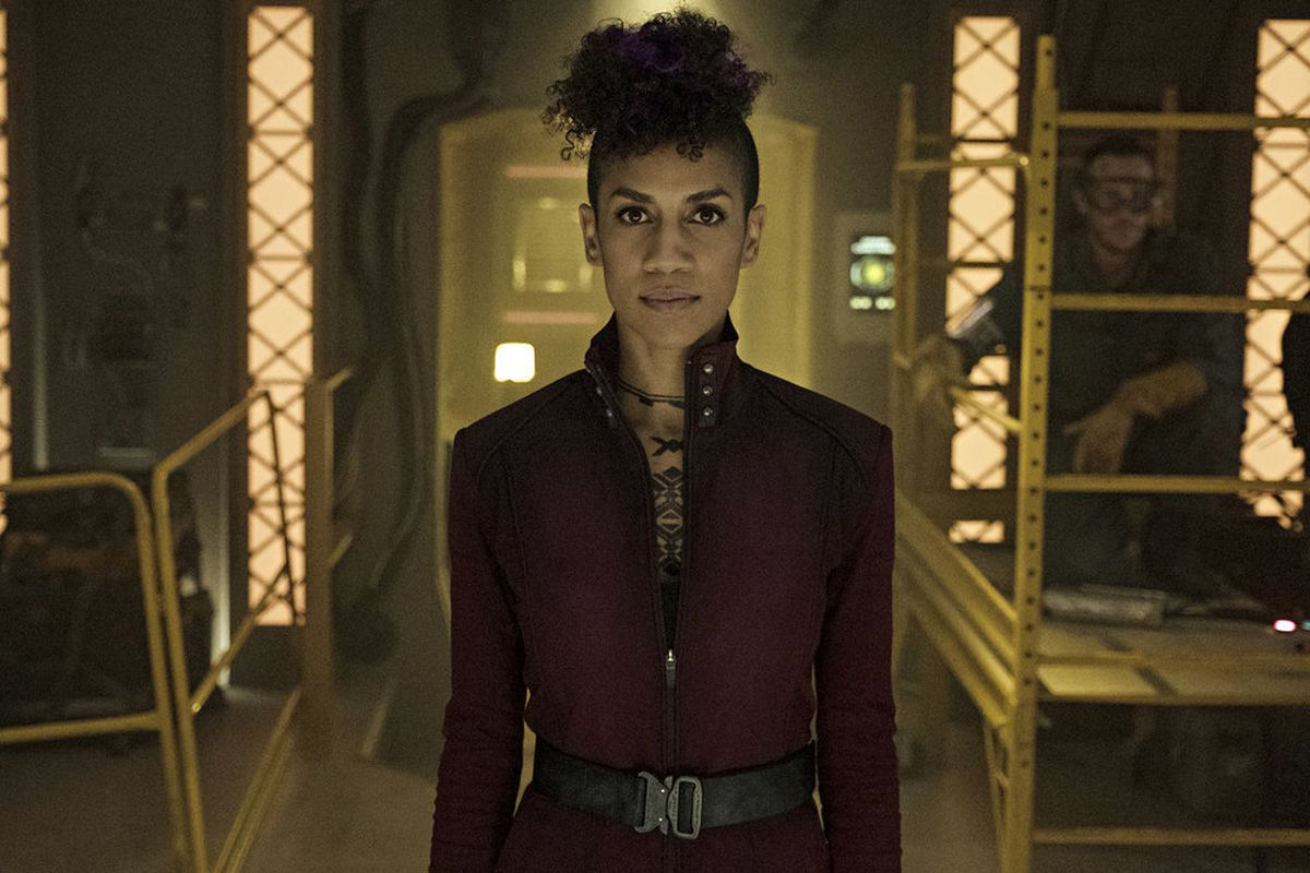 'The Expanse: The Fallen World' Is Just A Show About People In Rooms, Talking