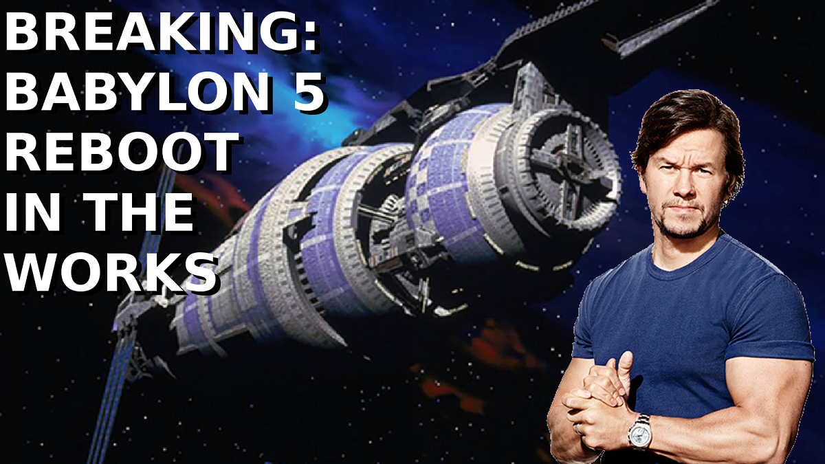 BREAKING: 'Babylon 5' Reboot in the Works, Snyder Named as Showrunner, Wahlberg to Star