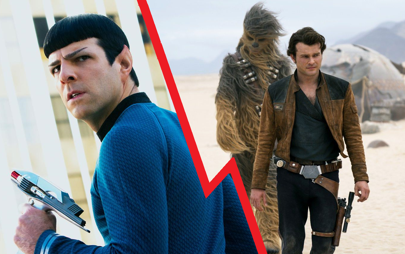 Spock, Chewbacca and The Prequel Paradox