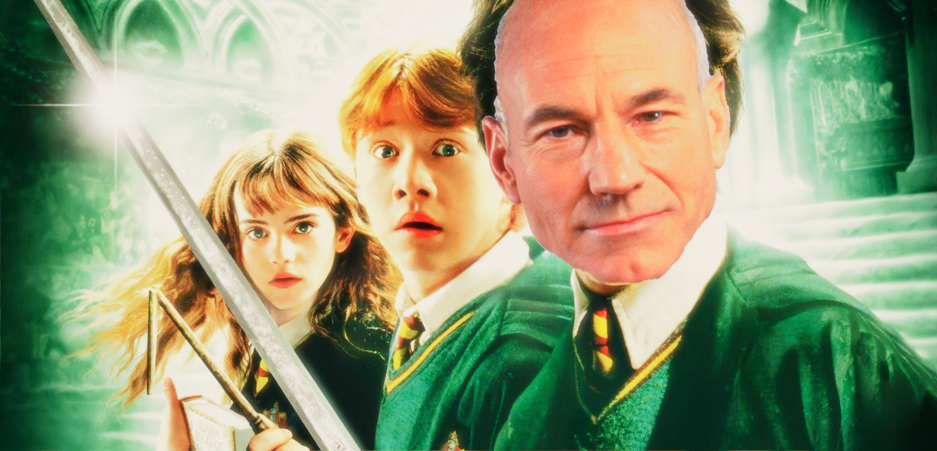 The ULTIMATE Crossover: The Hogwarts Houses Of Your Favourite Star Trek Characters!