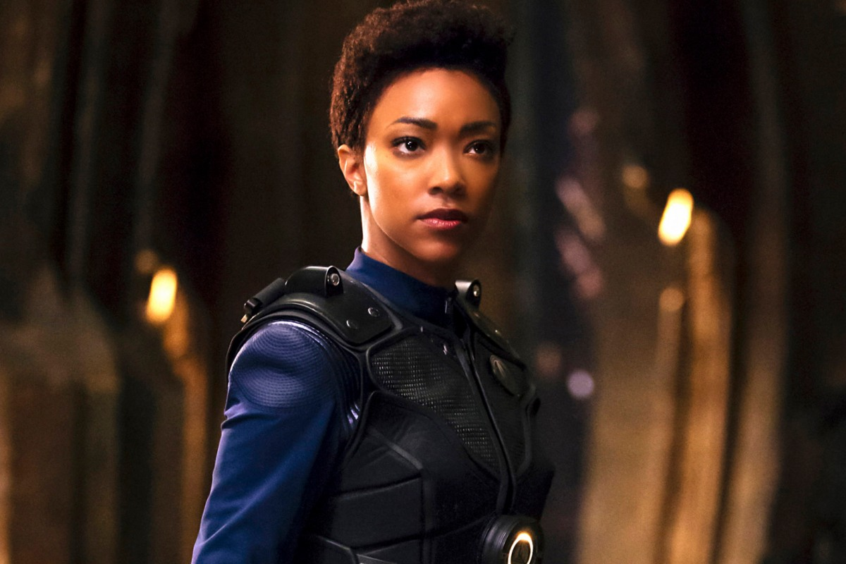 Discovery In Depth: Michael Burnham, The Hashtag Protagonist – CrudeReviews