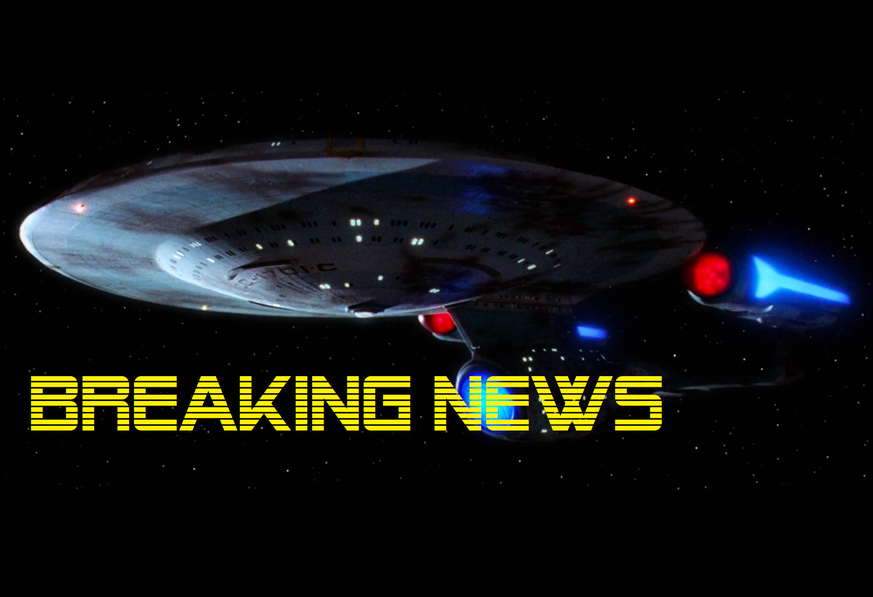 BREAKING: New STAR TREK Series Announced – SIMON PEGG To Helm The RETURN Of The ENTERPRISE C